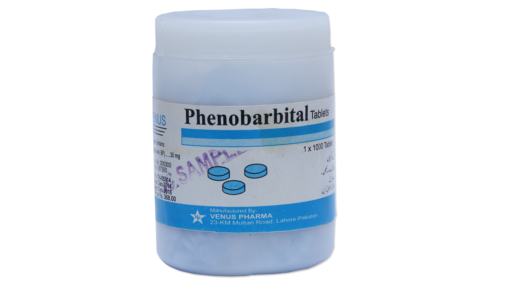 And what kind of medicine is phenobarbital How much does it harm the body